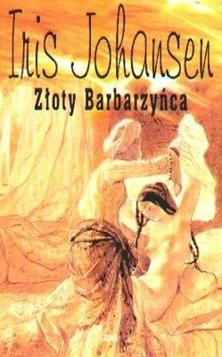 Okładka książki Złoty barbarzyńca