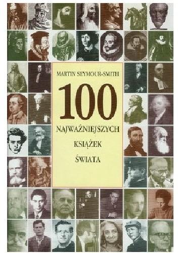 Okładka książki 100 najważniejszych książek świata