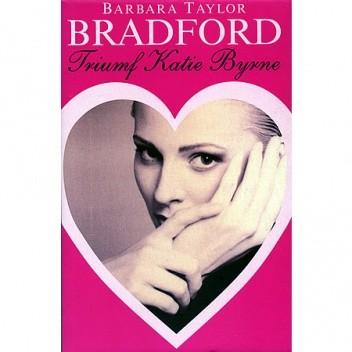 Okładka książki Triumf Katie Byrne
