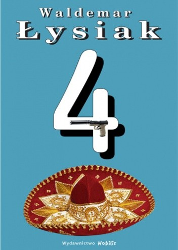 Okładka książki Czwórka