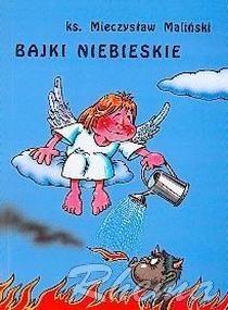 Okładka książki Bajki niebieskie