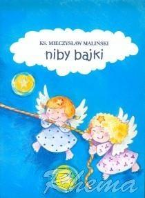 Okładka książki Niby bajki
