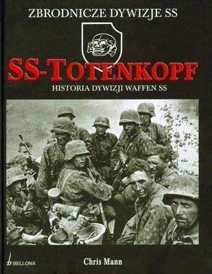 Okładka książki SS-Totenkopf. Historia dywizji Waffen SS