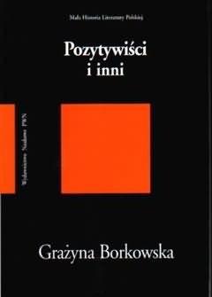 Okładka książki Pozytywiści i inni