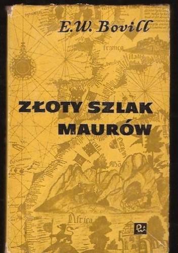 Okładka książki Złoty szlak Maurów