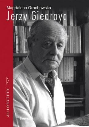 Okładka książki Jerzy Giedroyc