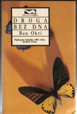 Okładka książki Droga bez dna