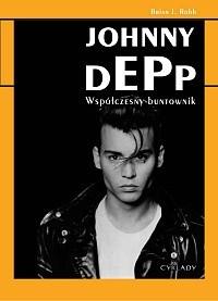 Okładka książki Johnny Depp. Współczesny buntownik