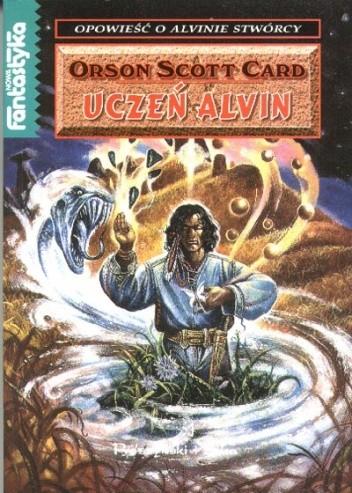 Okładka książki Uczeń Alvin