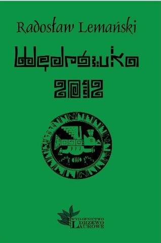 Okładka książki Wędrówka 2012