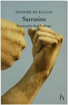 Okładka książki Sarrasine
