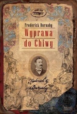 Okładka książki Wyprawa do Chiwy