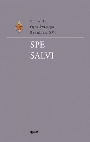 Okładka książki Spe Salvi. Encyklika