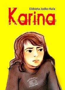 Okładka książki Karina