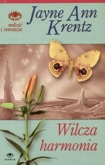 Okładka książki Wilcza harmonia