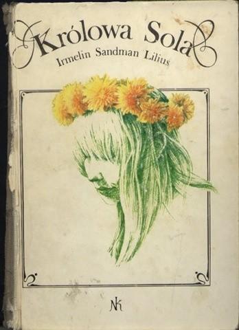 Okładka książki Królowa Sola