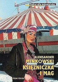 Okładka książki Księżniczka i mag