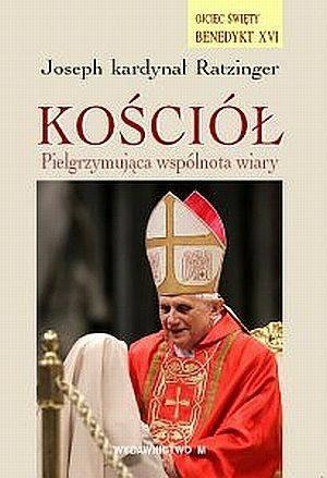 Okładka książki Kościół: Pielgrzymująca wspólnota wiary