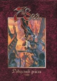 Okładka książki Podręcznik Gracza, 7th Sea