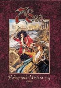 Okładka książki Podręcznik Mistrza Gry, 7th Sea