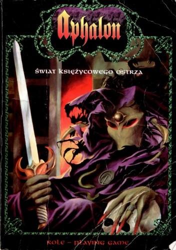 Okładka książki Aphalon - Świat Księżycowego Ostrza