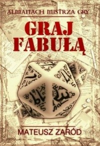 Okładka książki Graj fabułą