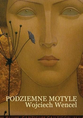 Okładka książki Podziemne motyle