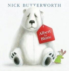 Okładka książki Albert le Blanc