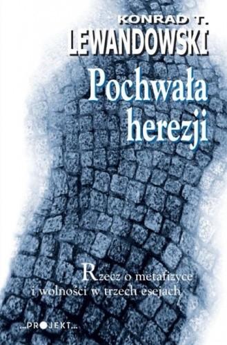 Okładka książki Pochwała herezji