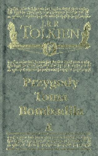 Okładka książki Przygody Toma Bombadila