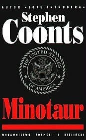 Okładka książki Minotaur