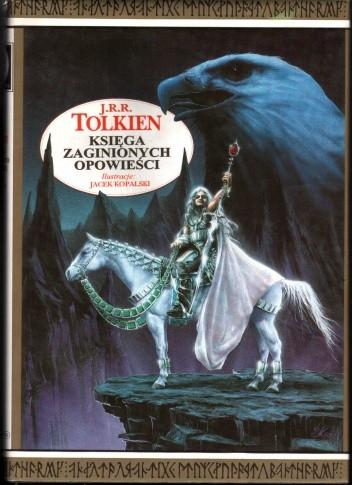 Okładka książki Księga zaginionych opowieści
