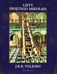 Okładka książki Listy Świętego Mikołaja