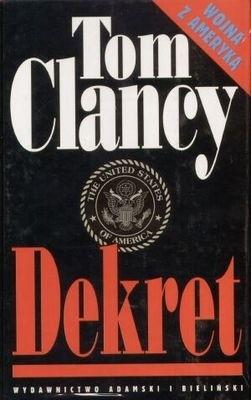 Okładka książki Dekret