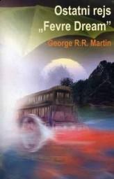 "Okładka książki Ostatni rejs ""Fevre Dream"""