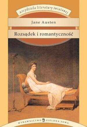 Okładka książki Rozsądek i romantyczność