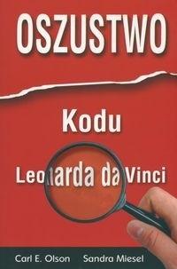 Okładka książki Oszustwo Kodu Leonarda da Vinci
