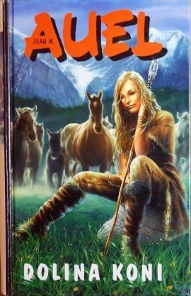 Okładka książki Dolina koni