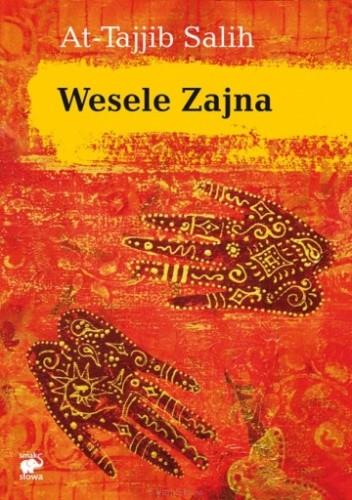 Okładka książki Wesele Zajna