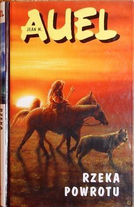 Okładka książki Rzeka powrotu