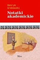 Okładka książki Notatki akademickie