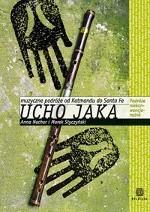 Okładka książki Ucho jaka. Muzyczne podróże od Katmandu do Santa Fe