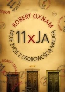Okładka książki 11 x ja. Moje życie z osobowością mnogą