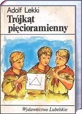 Okładka książki Trójkąt pięcioramienny