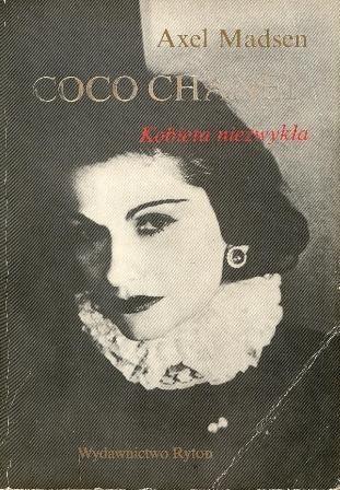 Okładka książki Chanel - kobieta niezwykła