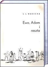 Okładka książki Ewa, Adam i reszta