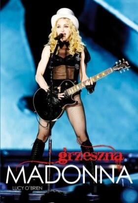 Okładka książki Grzeszna Madonna