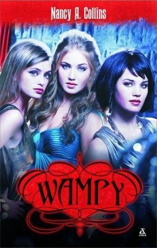 Okładka książki Wampy