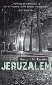 Okładka książki Jeruzalem