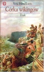 Okładka książki Córka wikingów t. 2 Znak